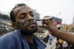 Demonstration Against Egyptian President Hosni Mubarak In Cairo