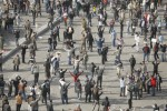 Anti-Government Protesters Clash With Pro-Mubarak Demonstrators In Cairo