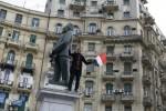 Demonstration Against Egyptian President Hosni Moubarak In Cairo