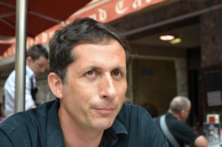 Perpignan, sept 2011, Visa pour l'image, Guillaume Herbaut  © Geneviève Delalot