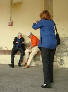 Göksin Sipahioglu interview par Michel Puech photographiée par Phyllis Spengler (c) Geneviève Delalot
