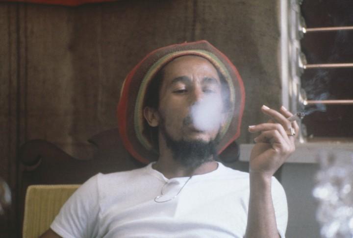 Bob Marley (c) Patrick Chauvel