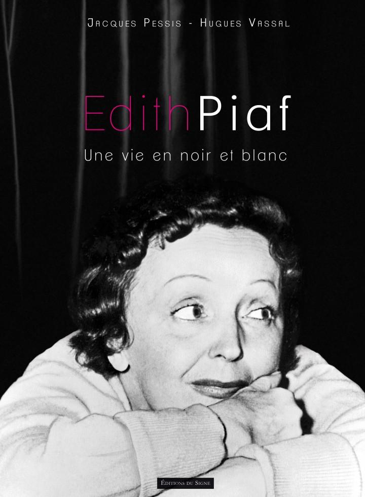 COUV_EDITH PIAF Hugues Vassal
