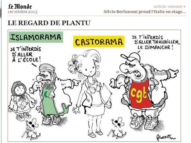 Le Monde du 1er octobre 2013
