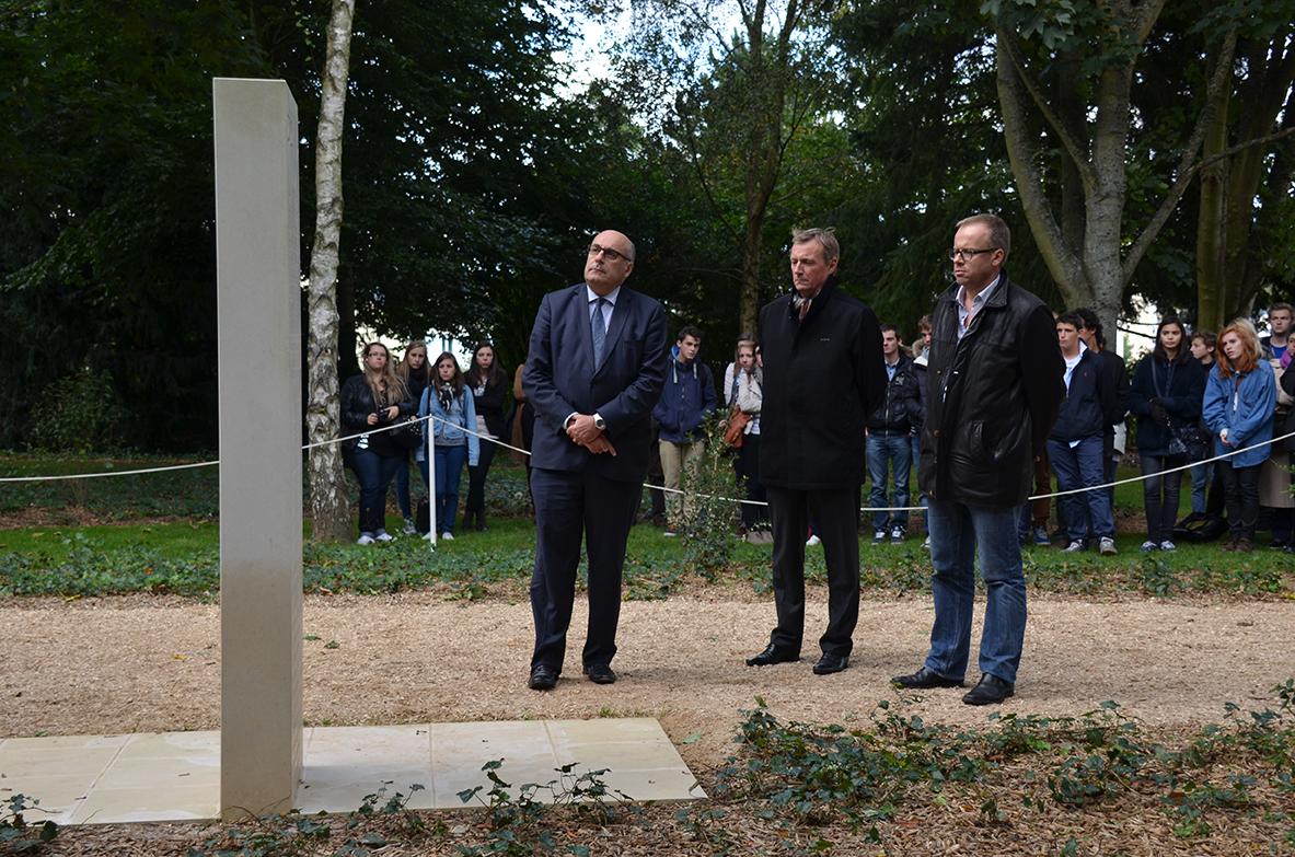 Mémorial des reporters 2013 (c) Geneviève Delalot