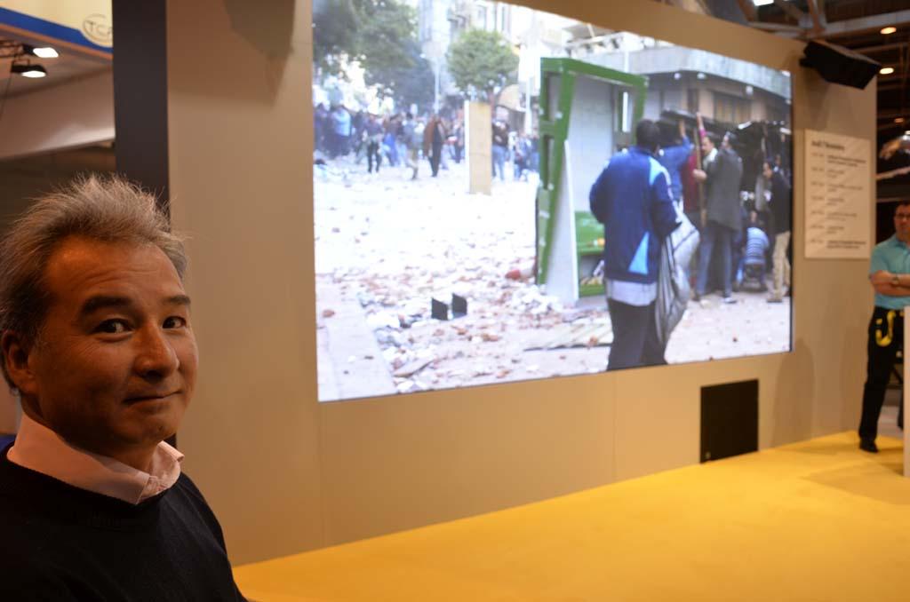 Alain Buu, prix AFD-Nikon 2012 pour son reportage sur le Gange © Michel Puech