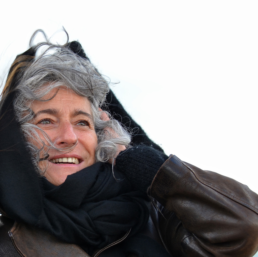 Marie Dorigny au Festival Photoreporter St Brieuc (c) Geneviève Delalot