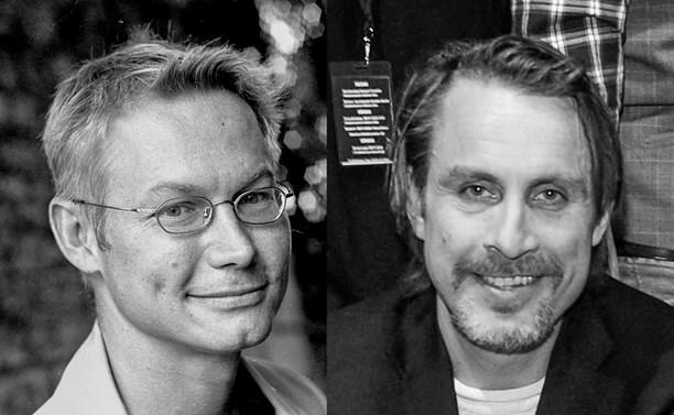 Magnus Falkehed  et Niclas Hammarström (c) DN-TT