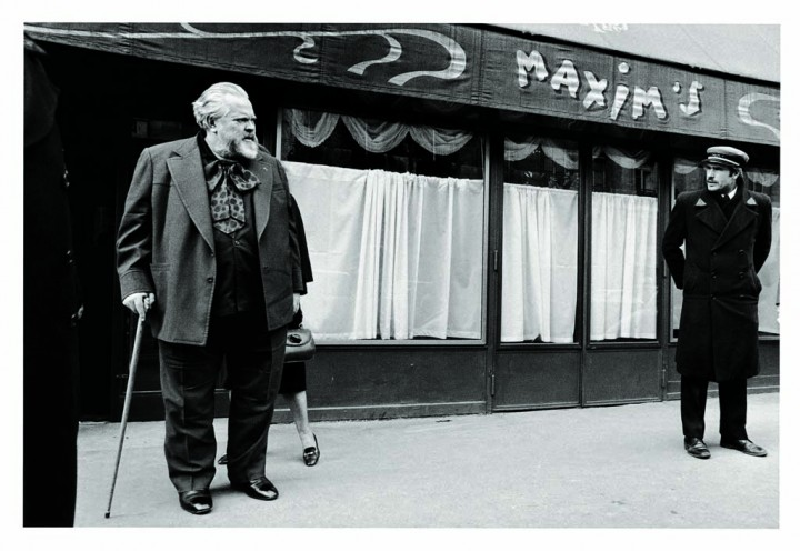 Orson Welles (c) Pascal Rostain