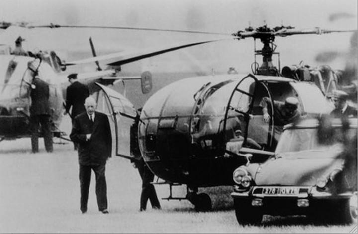 De Gaulle par Henri Bureau