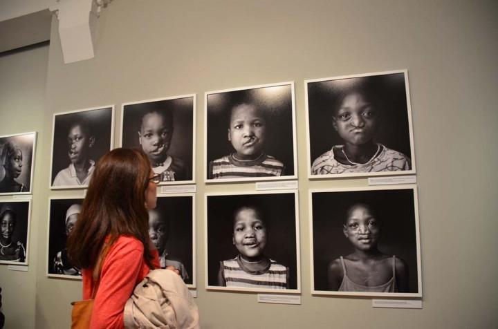 Exposition à Faits & Causes © Geneviève Delalot