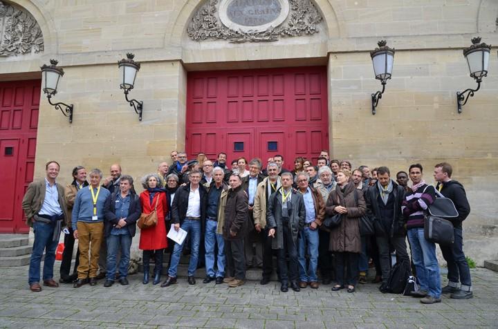 Réunion du jury 2013 du Prix Bayeux-Calvados des Correspondants de Guerre   © Geneviève Delalot