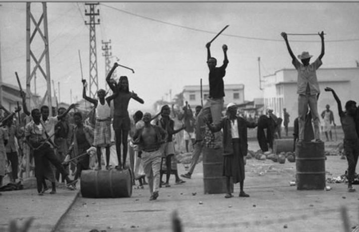 Djibouti © Henri Bureau / Corbis