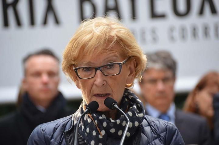 Memorial des reporters à  Bayeux