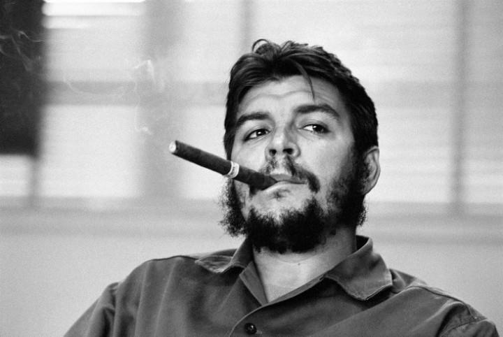 Le Che photographié par René Burri
