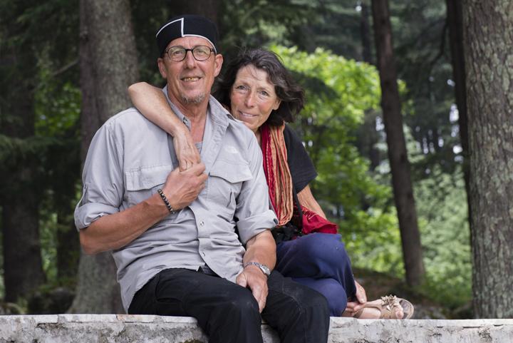 Marie-Florence Bennes et Christian Rausch