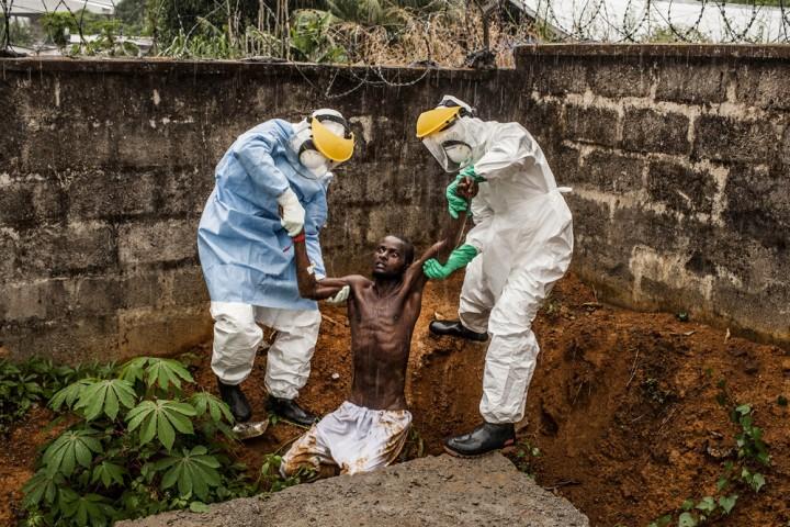 Ebola Virus for National Geographic Magazine