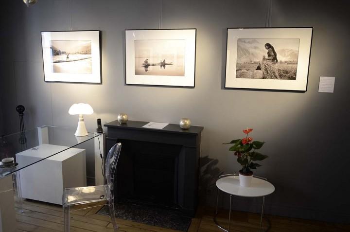 Une galerie très cosy © Michel Puech