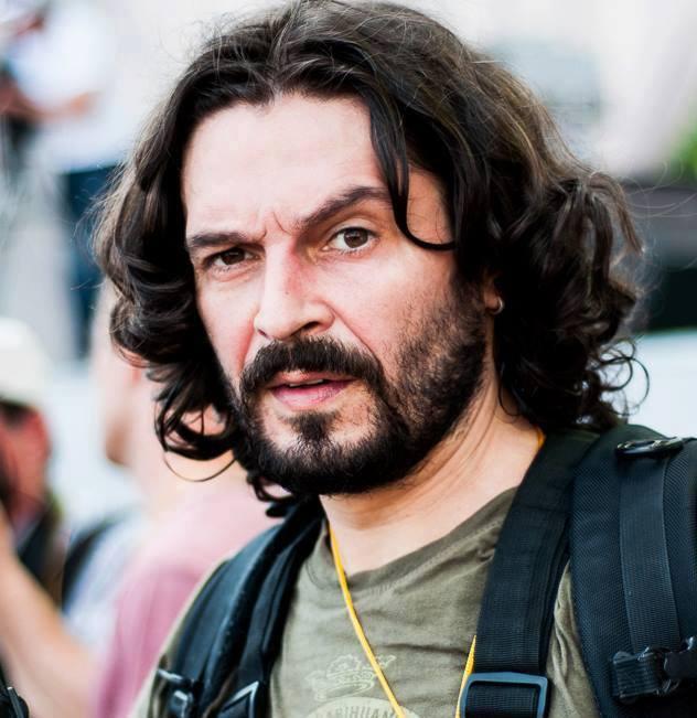 Le photographe Serguiy Nikolaev © Efrem Lukatsky