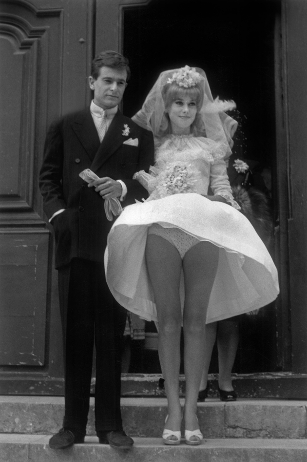 Le Vice et Vertu de RogerVadim avec Catherine Deneuve etJean Pierre Honore en 1962