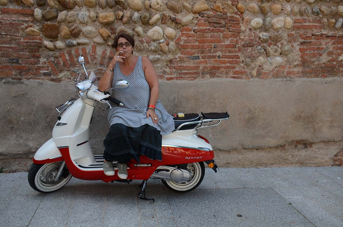 Corinne Duchemin, librairie Ephémère Visa pour l'image - Perpignan