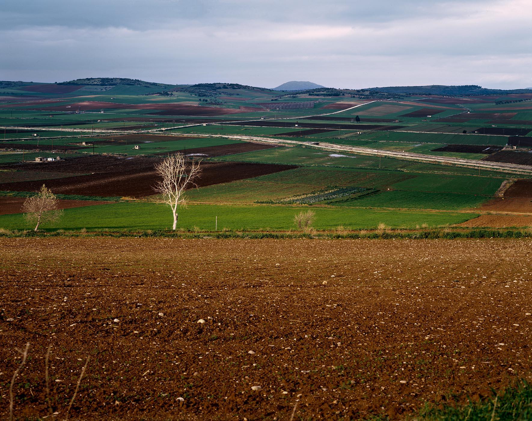 Bataille de Leuctres (371 a J-C) Photographie ©Yan Morvan