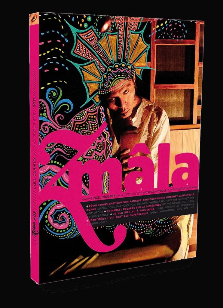 Zmâla, l'oeil curieux, revue bilingue sur les collectifs de photographes