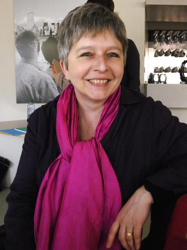 Geneviève Delalot © Gilles Walusinski