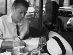 Marc Charuel, journaliste, photographe, écrivain. Photo © Michel Puech