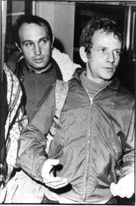 1967 à Gamma: Raymond Depardon et Gilles Caron1967 à Gamma: Raymond Depardon et Gilles Caron© Gamma-Rapho