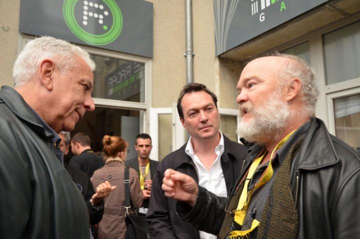 Les rencontres Prix Bayeux-Calvados des correspondants de guerre - Un hommage à la liberté et à la démocratie - 19è édition en 2012
