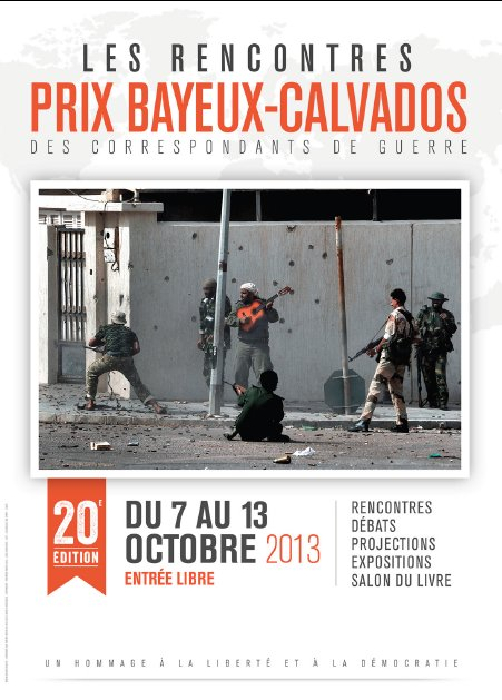 © Aris Messinis, lauréat 2012 du Prix Bayeux-Calvados des correspondants de guerre