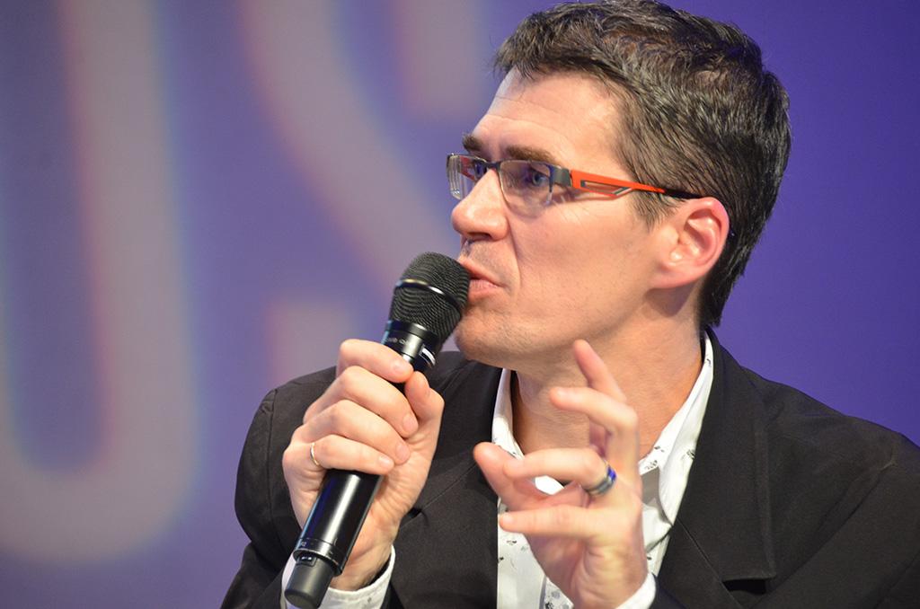 Jean-Marc Four (directeur de la rédaction de France Culture) (c) Geneviève Delalot