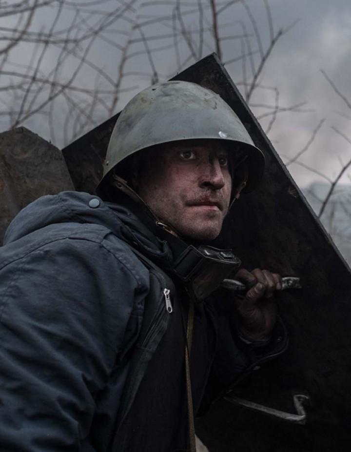 Ukraine 20 février 2014: la bataille de Kiev (c) Eric Bouvet
