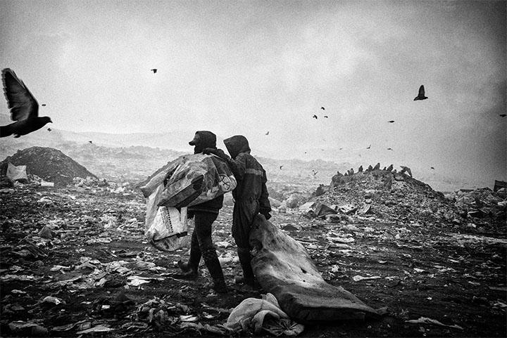 La Mongolie du photographe Olivier Laban-Mattei