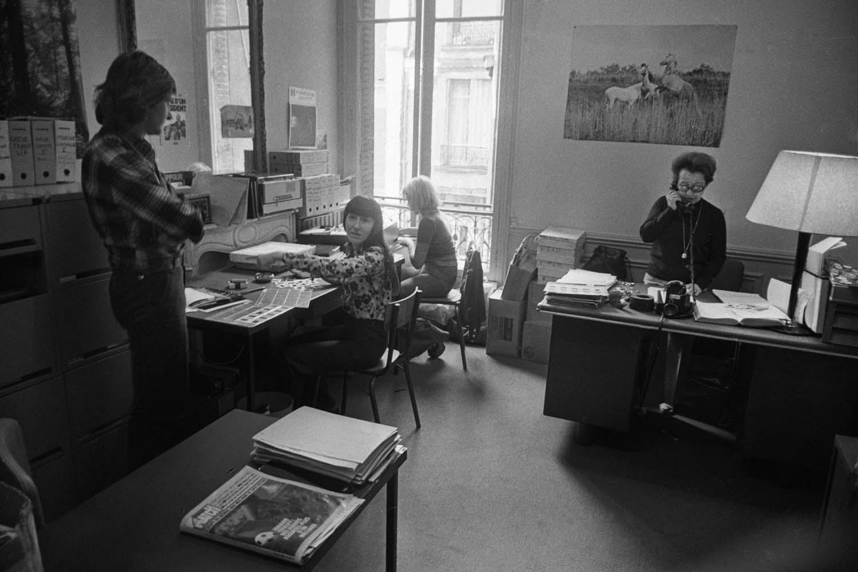 1973 - Agence APIS-Sygma © Jean-Pierre Laffont