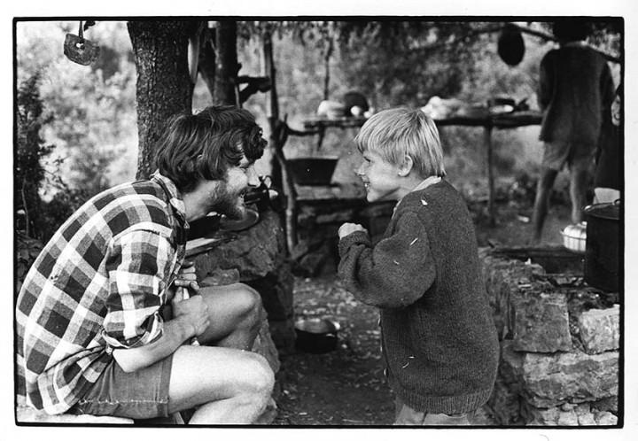 DELIGNY CEVENNES 1973