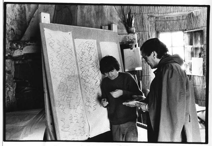 DELIGNY CEVENNES 1971