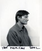 Mark Grosset photographié par Yan Morvan en 2002