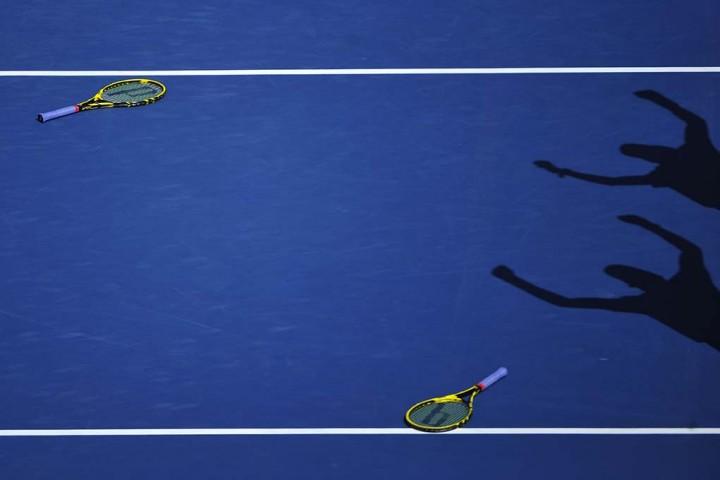 Les jumeaux Mike et Bob Bryan s'impose en finale de l'US Open 2014. Ils remportent leur 100e victoire sur le circuit. Septembre 2014  PHOTO: CORINNE DUBREUIL +33663244070 corinnedubreuil@yahoo.fr www.corinnedubreuil.com