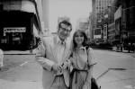 FB-Laffont_Manhattan, New York - June 2, 1977. Hubert Henrotte and Eliane Laffont