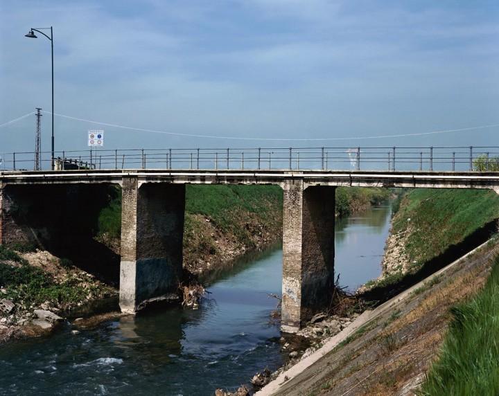 Bataille du pont d'Arcole (15-17 novembre 1796) Photographie ©Yan Morvan