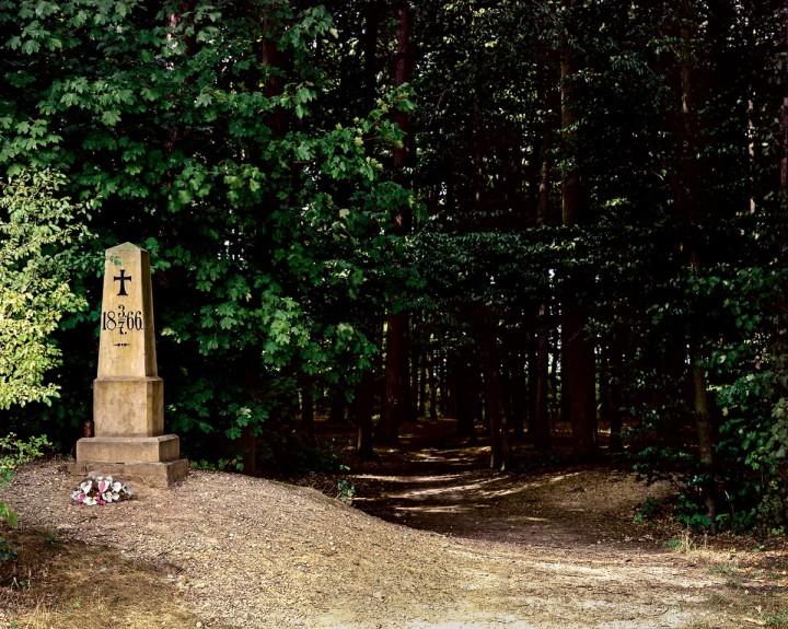 Bataille de Sadova (3 juillet 1866)Photographie ©Yan Morvan